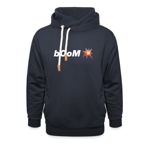 bOoM - Shawl Collar Hoodie