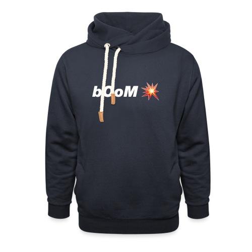 bOoM - Unisex Shawl Collar Hoodie