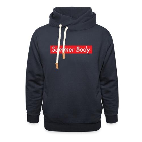Summer Body - Sweat à capuche cache-cou unisexe