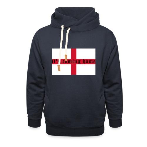 England 21.1 - Unisex Schalkragen Hoodie