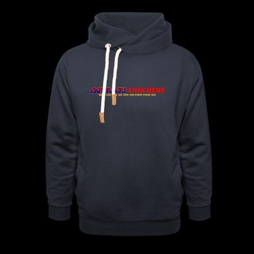 RNR All Nite - Sjaalkraag hoodie