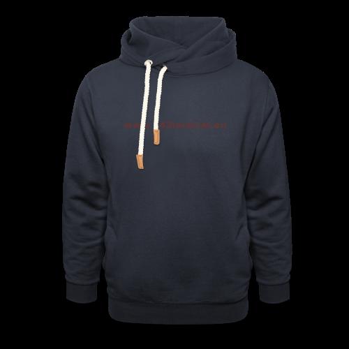 .243 Tactical Website - Sjaalkraag hoodie
