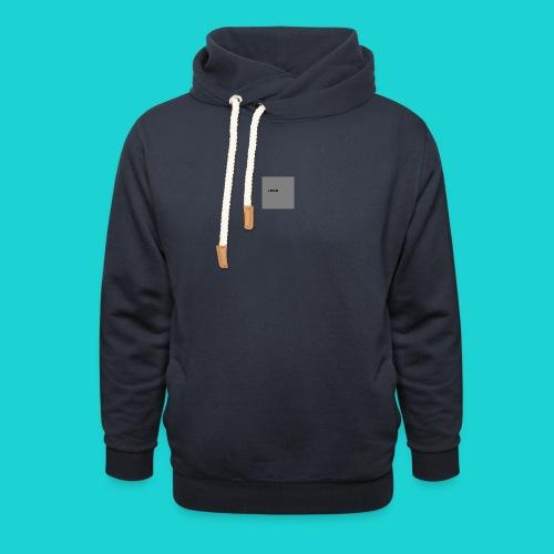 logo-png - Shawl Collar Hoodie