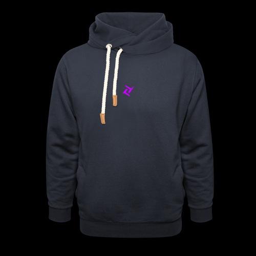 SVN vector design png - Sjaalkraag hoodie