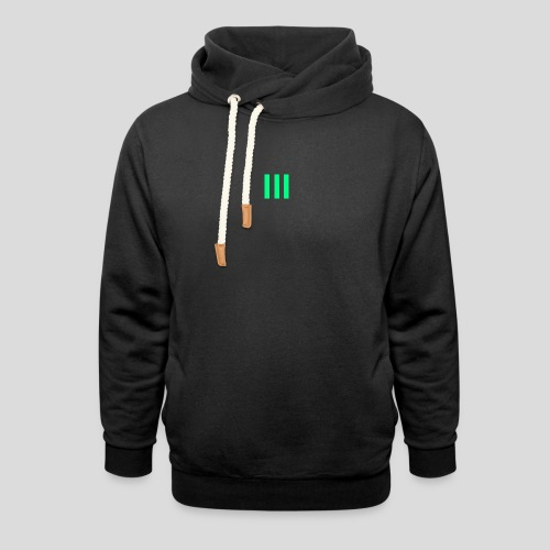 III Logo - Shawl Collar Hoodie