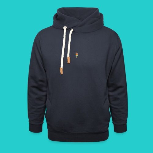 My Awesome Popsicle - Shawl Collar Hoodie