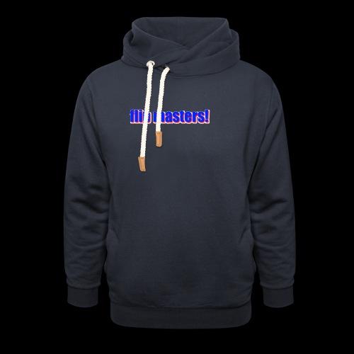 sappig - Unisex sjaalkraag hoodie