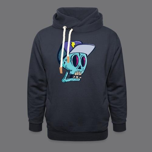 Death Tee Shirts - Shawl Collar Hoodie