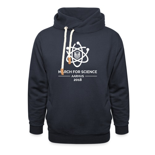 March for Science Aarhus 2018 - Shawl Collar Hoodie