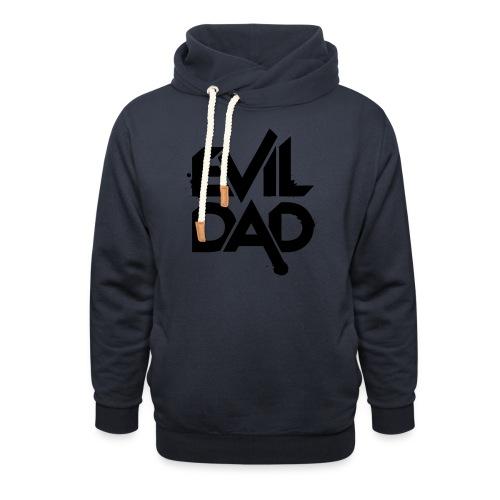 Evildad - Sjaalkraag hoodie