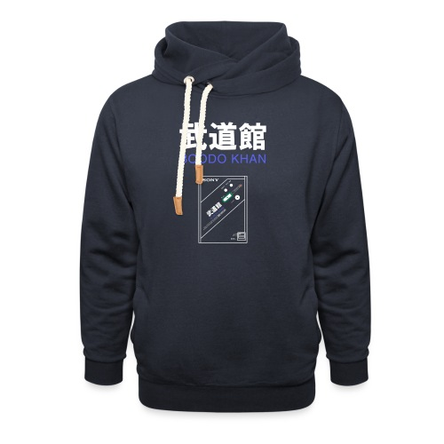 SONY Boodo Khan walkman, the legendary - Shawl Collar Hoodie