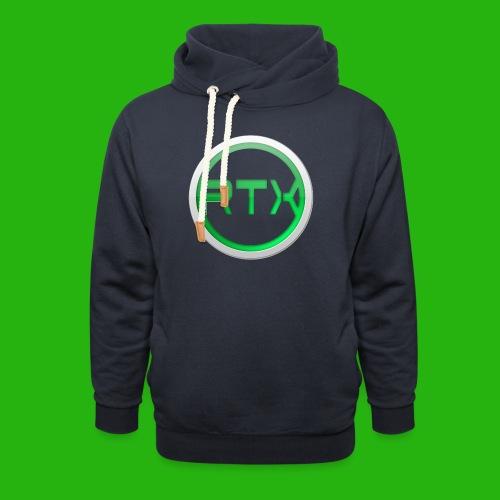Logo Shirt - Shawl Collar Hoodie