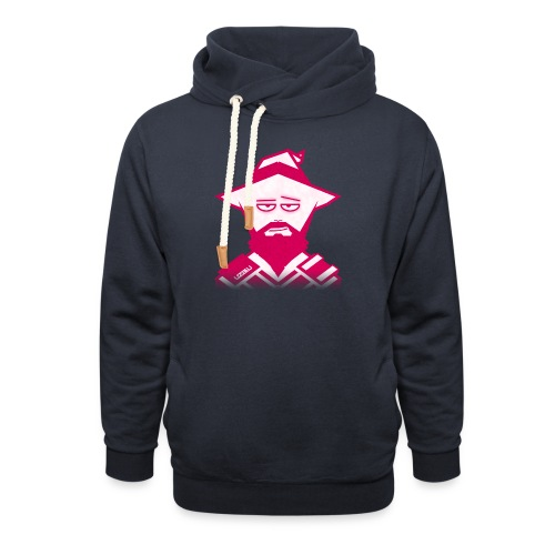 uzalu the Wizard - Shawl Collar Hoodie