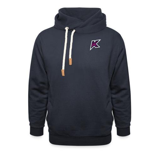 KennenLegend - Unisex hoodie med sjalskrave