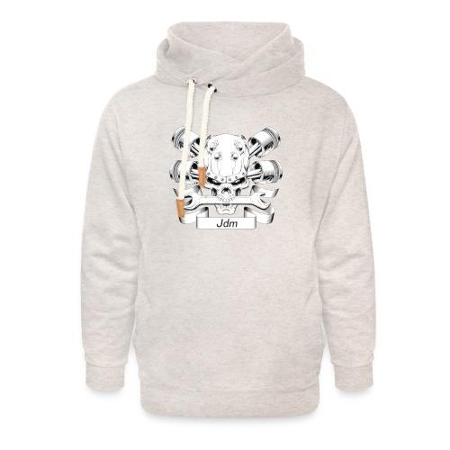 JDM dood - Unisex sjaalkraag hoodie