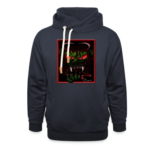 monster - Shawl Collar Hoodie