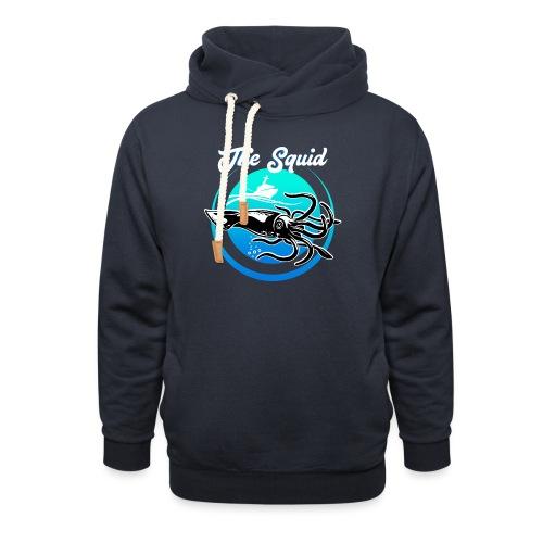 Squid - Shawl Collar Hoodie