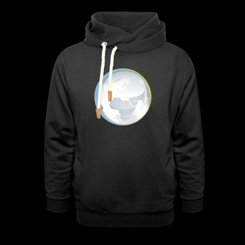 PTS logo new15 beeldmerkS png - Unisex Shawl Collar Hoodie
