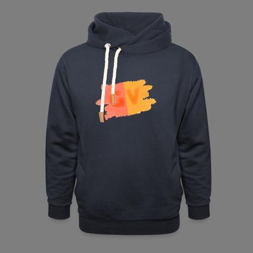 GekkeVincent - Sjaalkraag hoodie