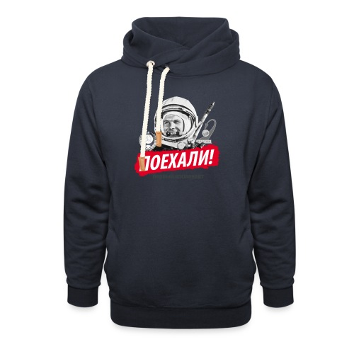 Original Spaceman - Shawl Collar Hoodie