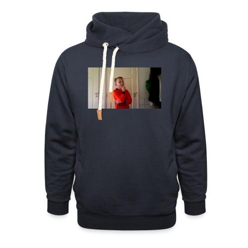 generation hoedie kids - Sjaalkraag hoodie
