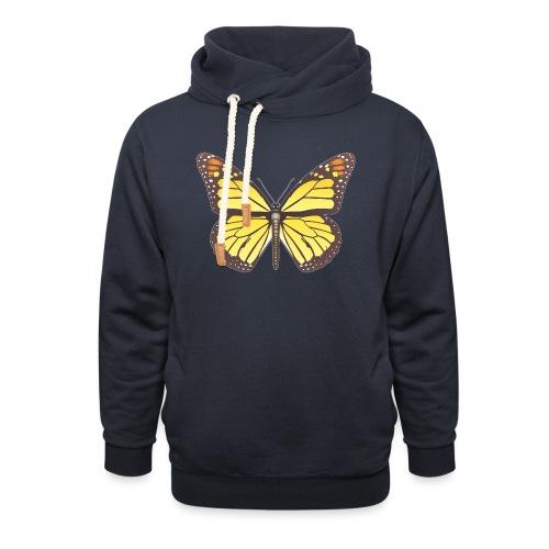190520 monarch butterfly lajarindream - Sudadera con capucha y cuello alto