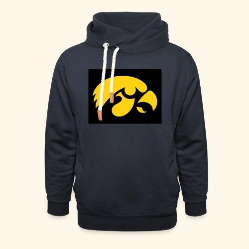 YellowHawk shirt - Sjaalkraag hoodie