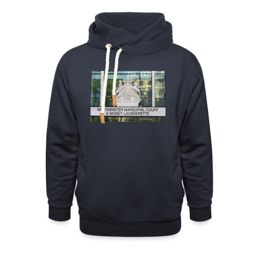 Court of Contempt - Shawl Collar Hoodie