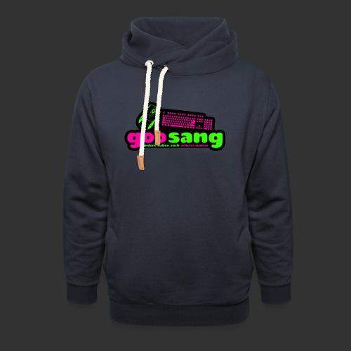 goosang logo - Schalkragen Hoodie