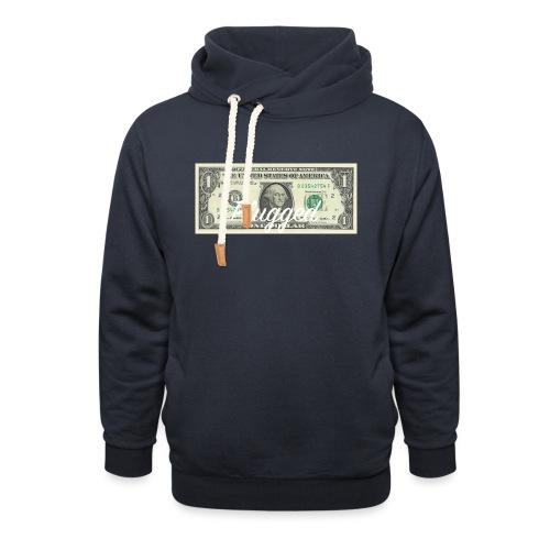 rich hoodie - Luvtröja med sjalkrage unisex