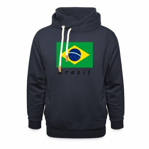 Brasil - Schalkragen Hoodie