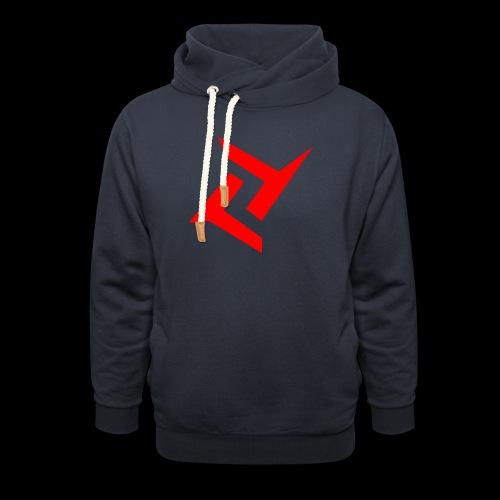 New logo 2 png - Sjaalkraag hoodie