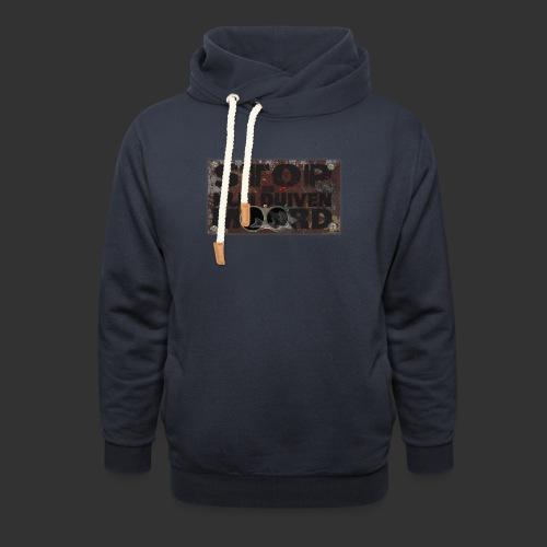 kleiduivenmoord - Sjaalkraag hoodie