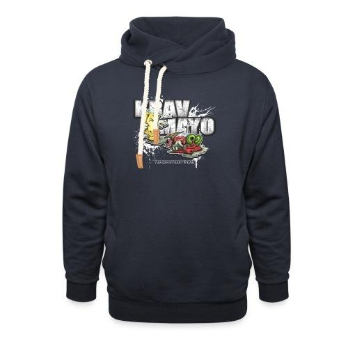 Krav Mayo - Schalkragen Hoodie