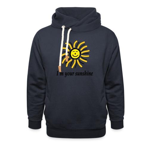 2i m youre sunshine Gelb Top - Unisex Schalkragen Hoodie