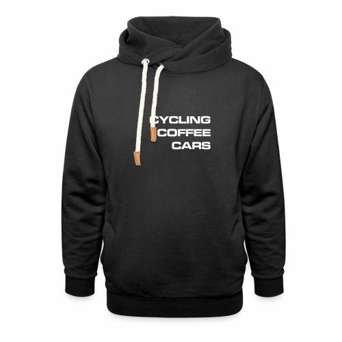 Cycling Cars & Coffee - Shawl Collar Hoodie