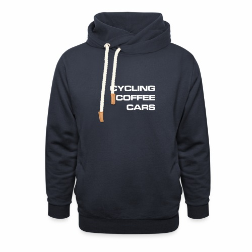 Cycling Cars & Coffee - Shawl Collar Hoodie