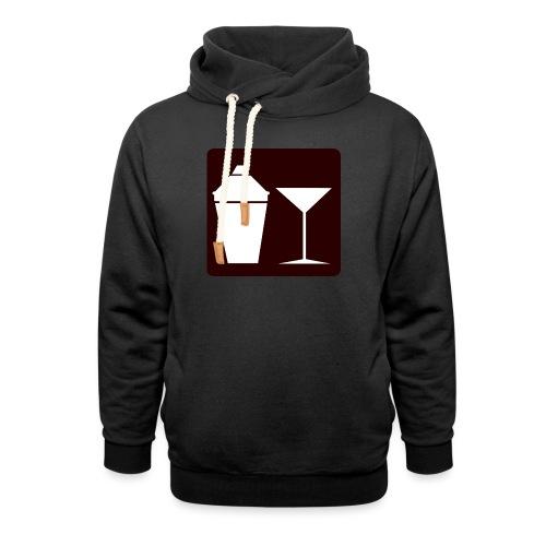 Alkohol - Schalkragen Hoodie