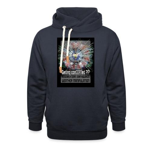 Getting conCERNed ?!? - Unisex sjaalkraag hoodie