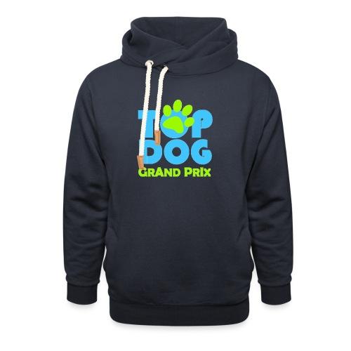logo topdog PNG - Felpa con colletto alto