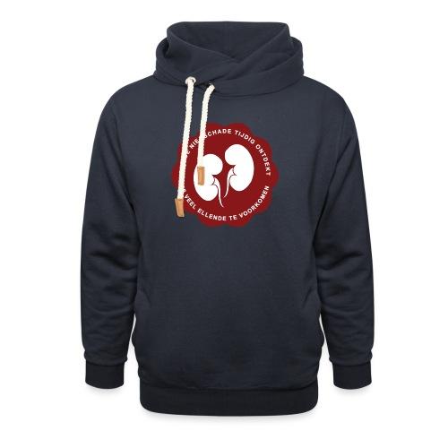 Design Nier - Sjaalkraag hoodie