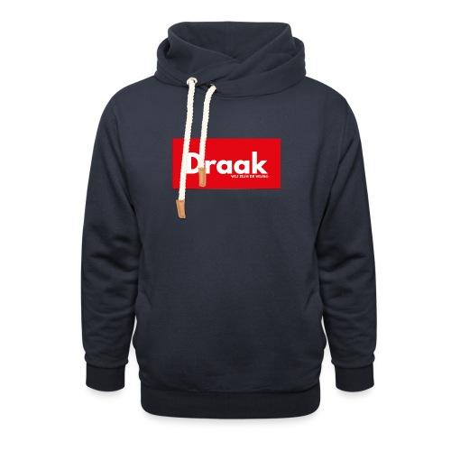Draak League Spartan - Unisex sjaalkraag hoodie