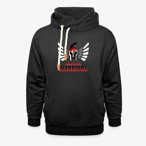 The Inmortal Warriors Team - Shawl Collar Hoodie