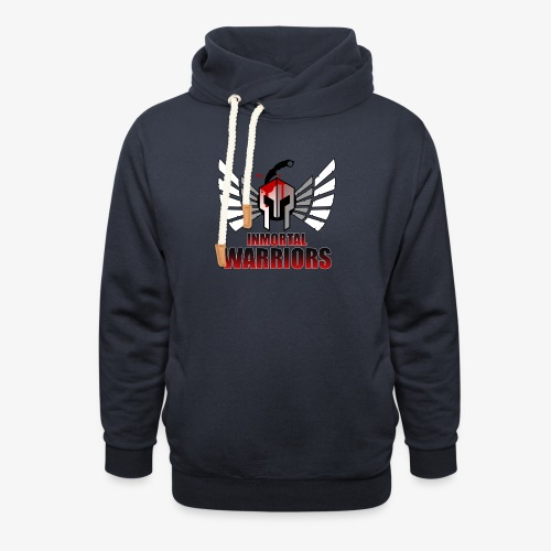 The Inmortal Warriors Team - Unisex Shawl Collar Hoodie