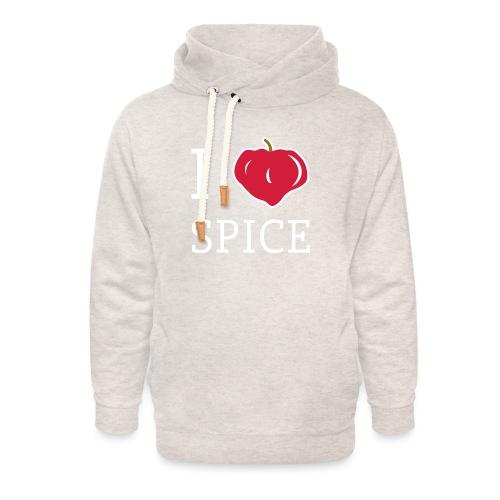 i_love_spice-eps - Unisex huivikaulus huppari