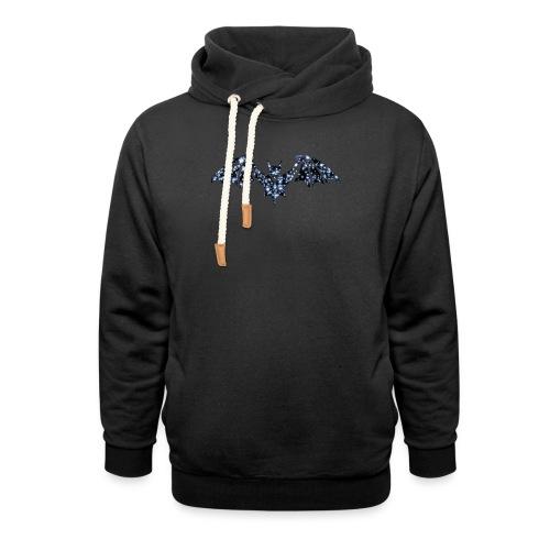 Galaxy BAT - Shawl Collar Hoodie