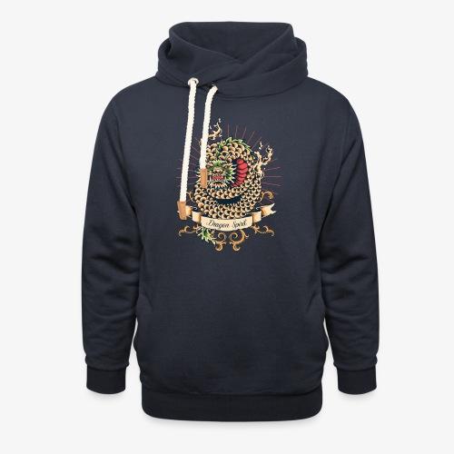 Drachengeist - Schalkragen Hoodie