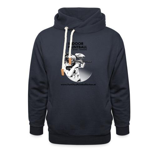 Fun4You T shirts - Unisex Schalkragen Hoodie
