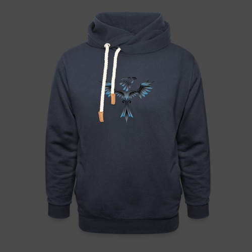 Alceious png - Shawl Collar Hoodie