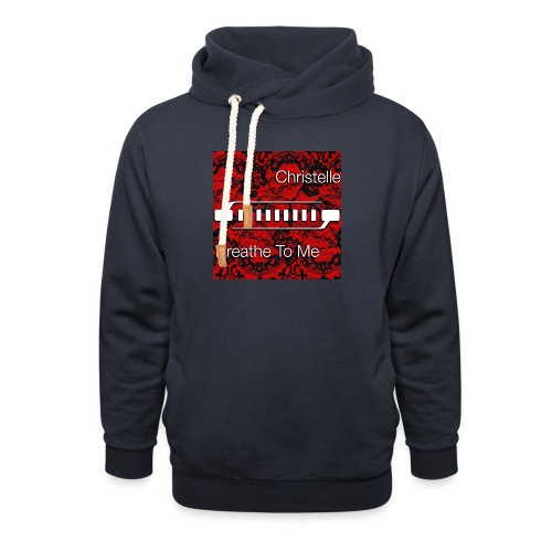 Christelle Album Breathe To Me official T Shirt - Shawl Collar Hoodie